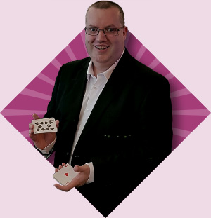 Rob Hutchinson Events Magician Harrogate North Yorkshire