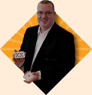 Rob Hutchinson Magician Harrogate
