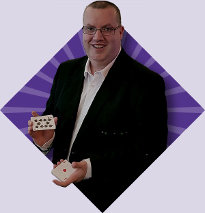 Rob Hutchinson Wedding-Magician Harrogate North Yorkshire